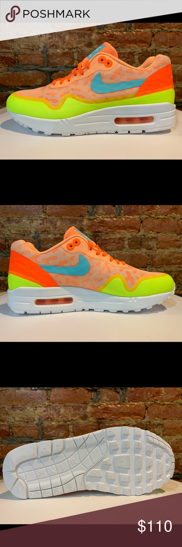 "new arrival fa80e f4d30 NEW N ike Air Max 1 NS ""Peach Cream"" Brand new pair of Women s Nike Air Max  1 NS Peach Cream Size 9 (844982-800) The shoes are brand new but do not ..."