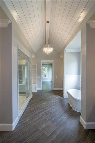 Shiplap Vaulted Ceiling In Bathroom Fancy Bathroom Bathrooms