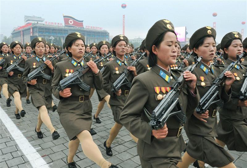 Afficher l'image d'origine   Corée du nord, Corée, Droits de