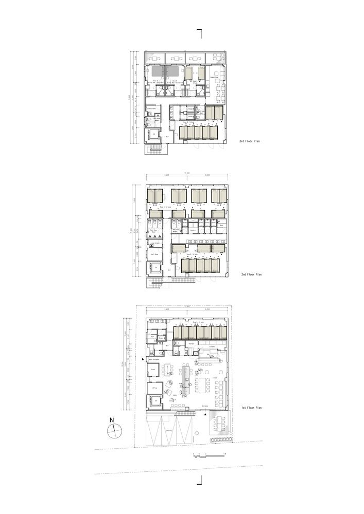 UNPLAN Kagurazaka,Floor Plan