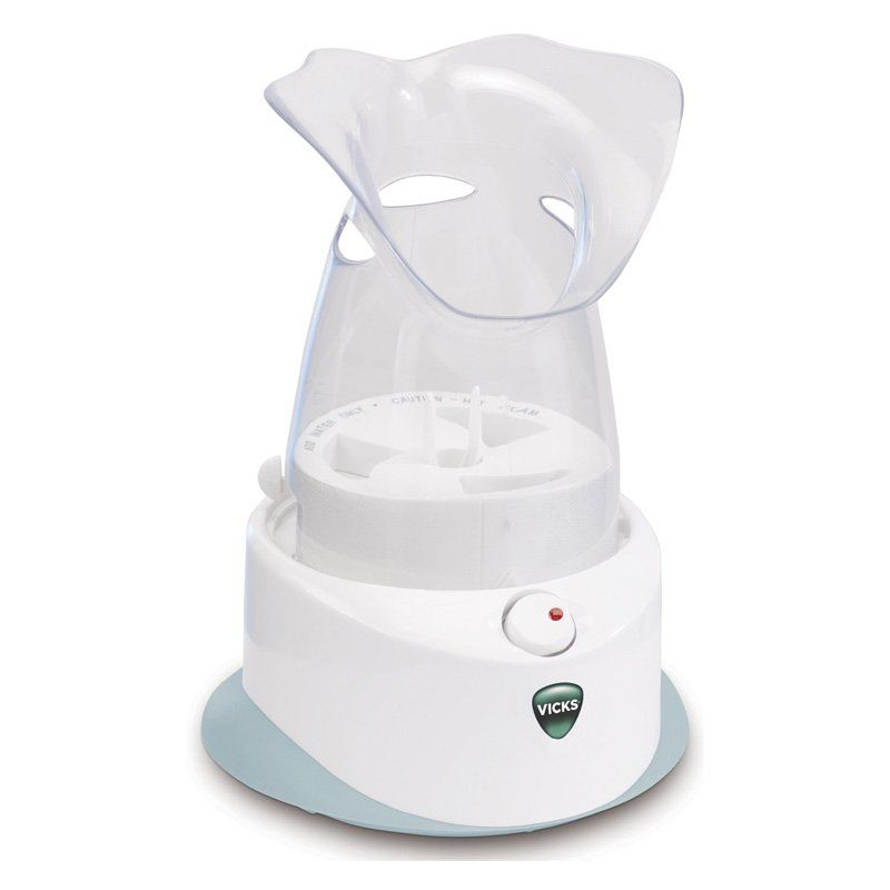 Vicks Personal Steam Inhaler | Vicks warm steam vaporizer