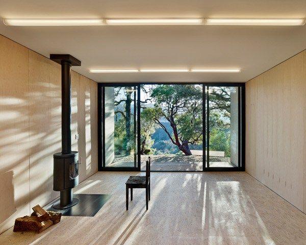 Each room frames a view -- Mork-Ulnes Architect