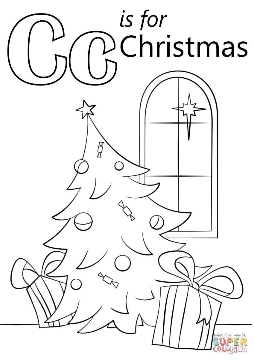 pin auf christmas coloring page free printable