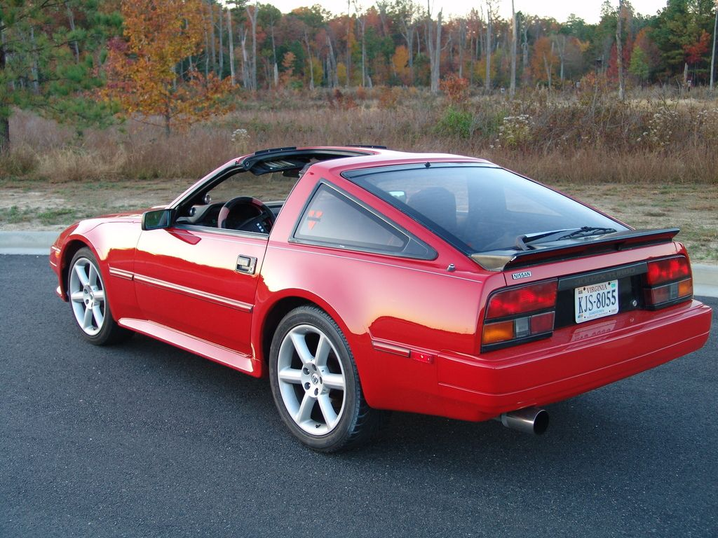 Oh, the memories. Mine was a 1986 300zx Turbo but looked similar to ...