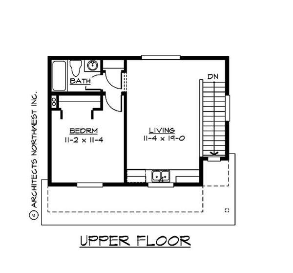 Second Floor Plan Floor Plans Garage Floor Plans Garage Apartment Plans