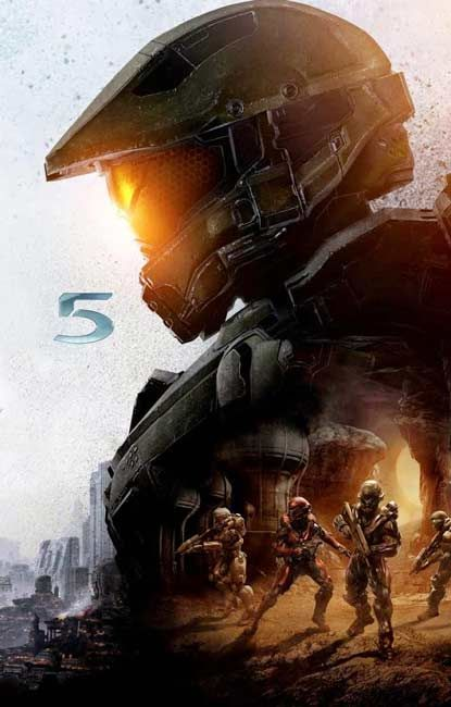 Game Wallpapers Game Images Game Pictures Halo 5 Hd Wallpapers