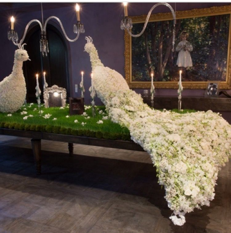 Pin de mercedes p en decoracion bodas pinterest - Decoracion de jardineria ...