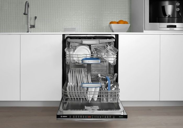 The Ultimate Dishwasher Remodelista Bosch Dishwashers Dishwasher Integrated Dishwasher