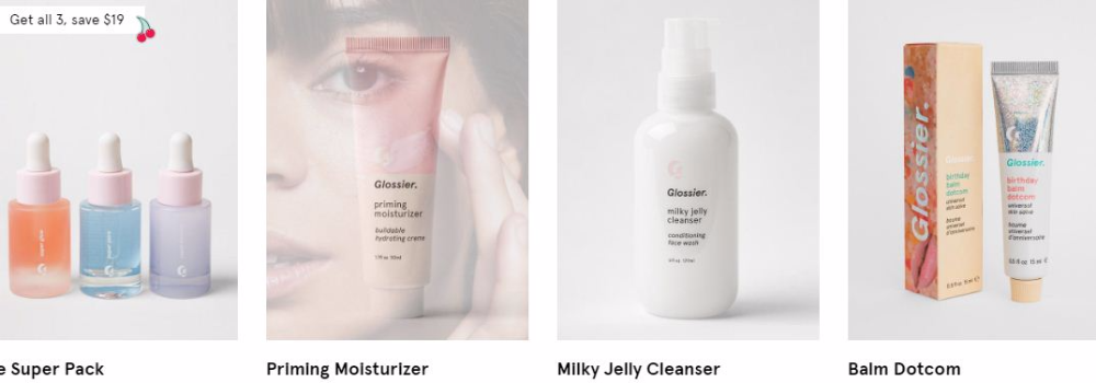Glossier Promo Code Free Shipping Glossier Coupon Code