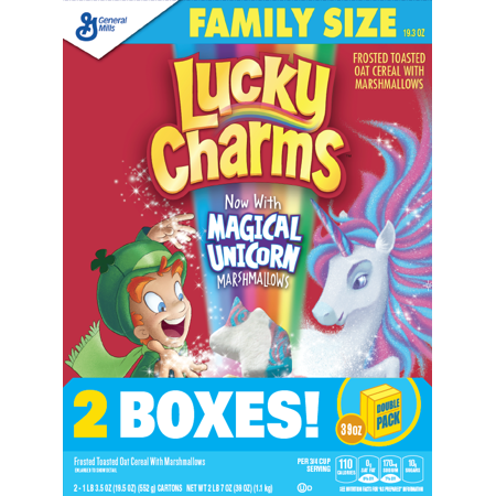 Food Lucky charms marshmallows, Marshmallow cereal