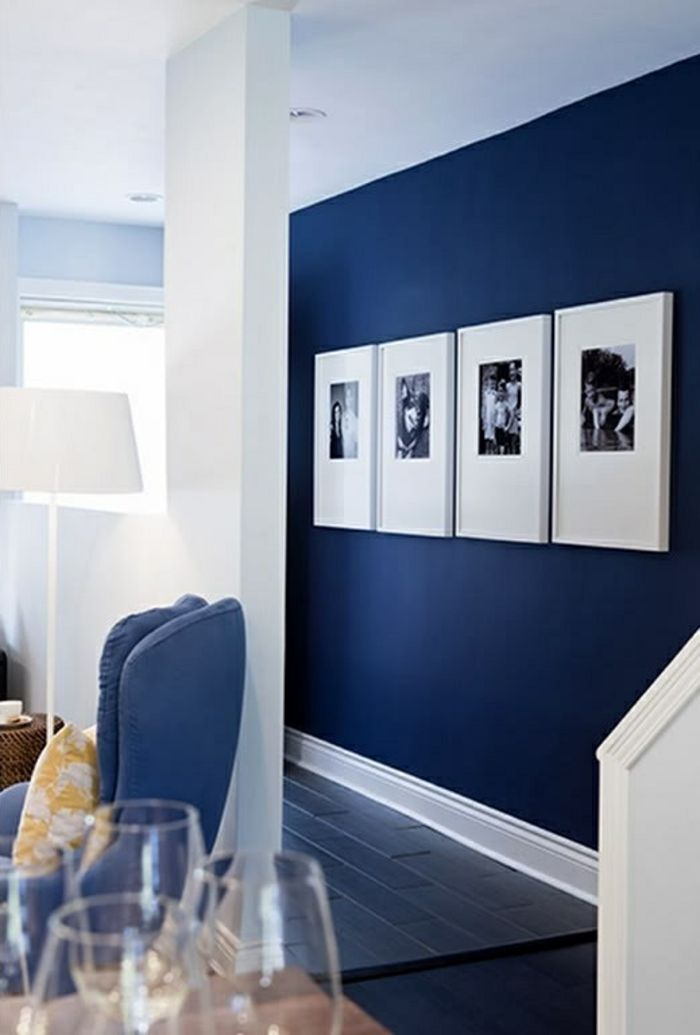 Resultat De Recherche D Images Pour Murs Bleu Canard Home Decor Blue Rooms Home