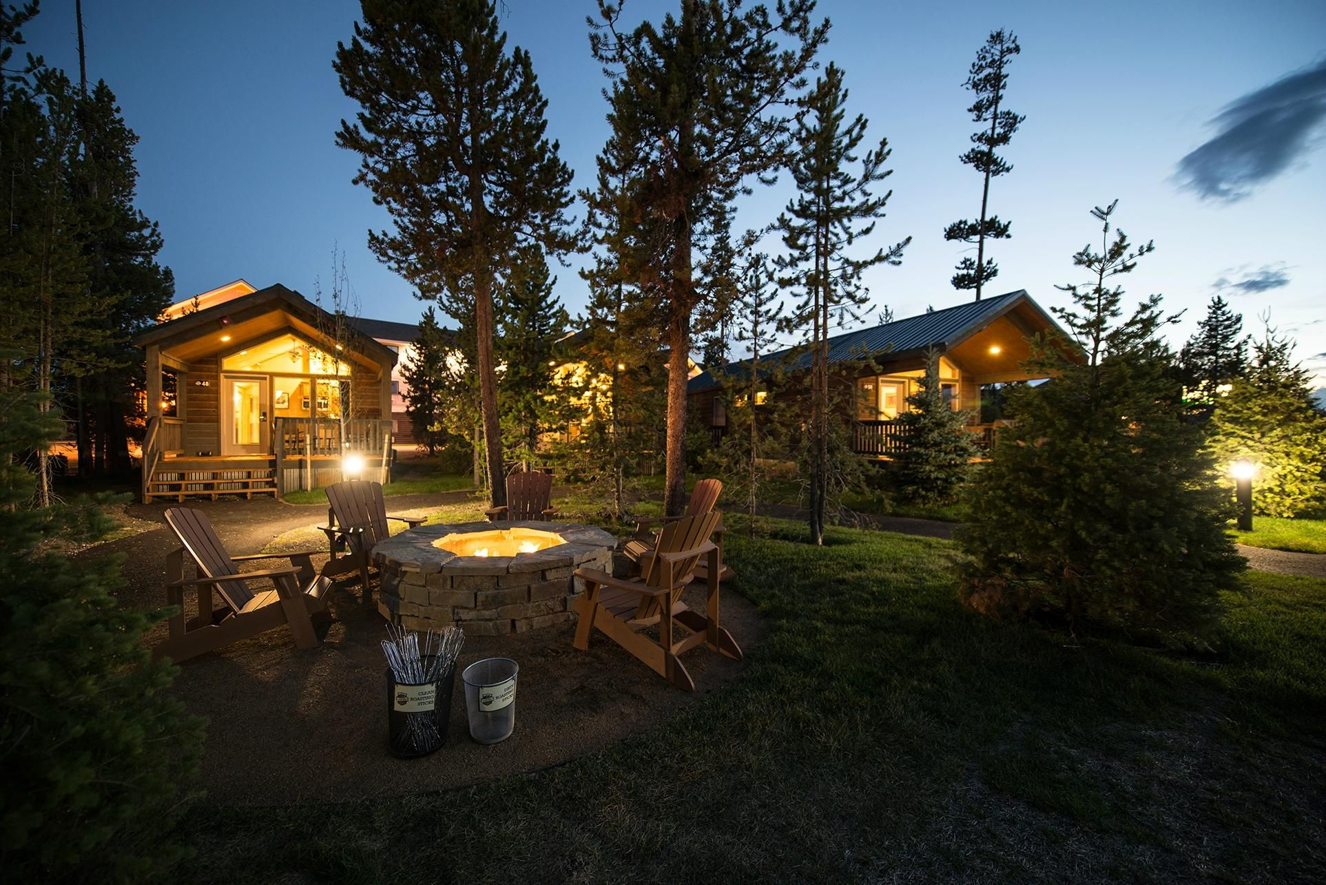 Explorer Cabins at Yellowstone (West Yellowstone, MT