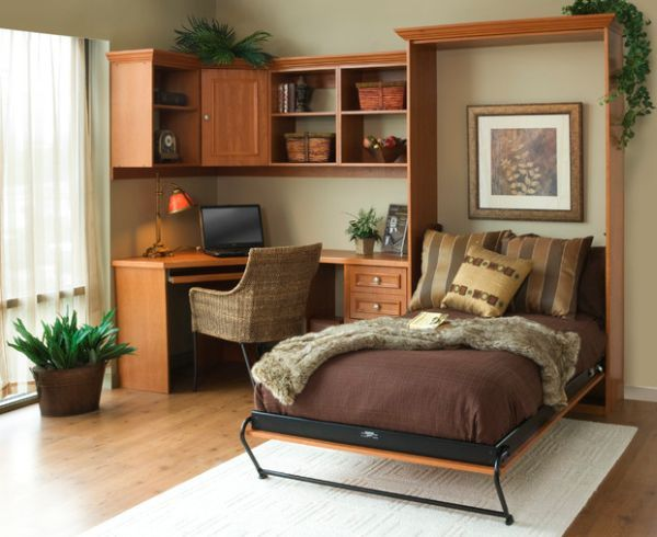 Murphy Bed Design Ideas: Smart Solutions For Small Spaces | Murphy ...