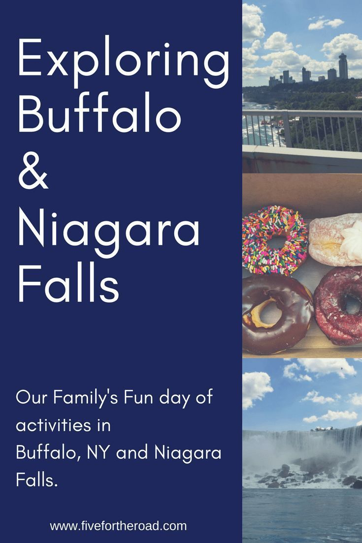 Rochester to Niagara Falls and Buffalo: Family Mystery Day #autumninnewyork