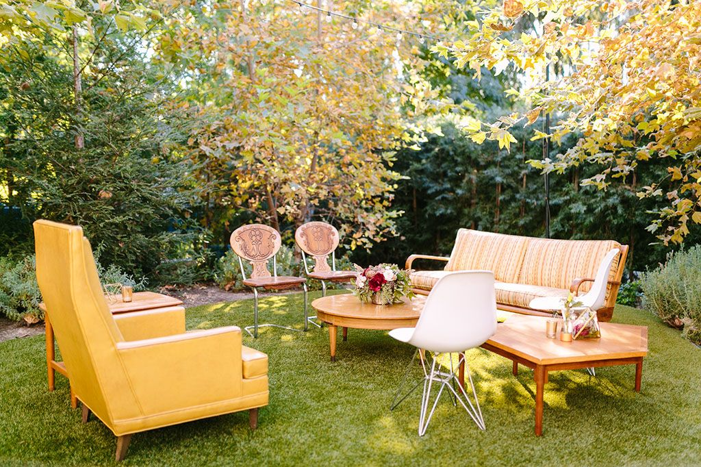 Mid-Century Modern Garden Party with CWD!   Archive ...