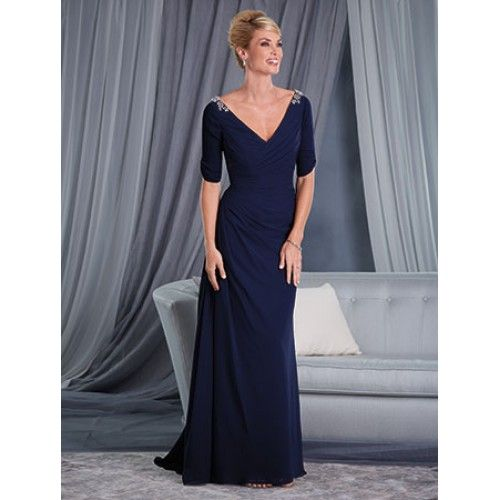 Alfred Angelo Mother Of The Bride Dress 9032
