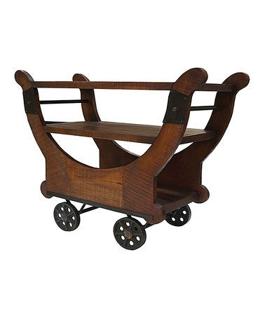 Another great find on #zulily! Reproduction Mill Cart #zulilyfinds