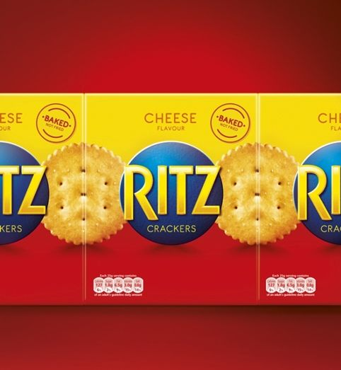 Ritz Cheese flavour. we are bulletproof
