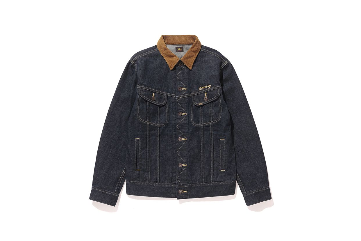 tüssy & Lee Return for 2016 Fall With More Denim Jackets & Jeans