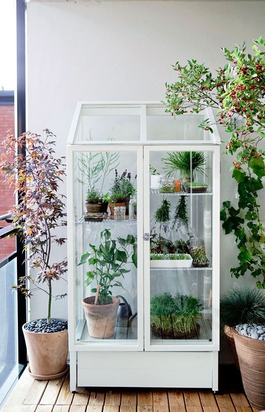 Greenhouse Love Decorating Pinterest Garten Balkon Und Haus