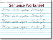 12++ Custom cursive writing worksheets Images