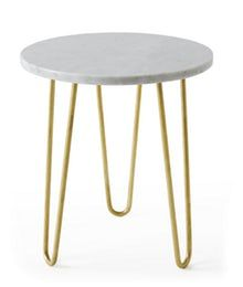 Incredible Selina Drinks Table Stone Side End Table By Curated Kravet Ocoug Best Dining Table And Chair Ideas Images Ocougorg