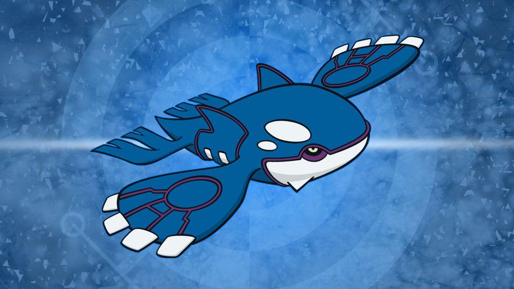 Kyogre Wallpaper Anime Wallpaper Wallpaper Pokemon