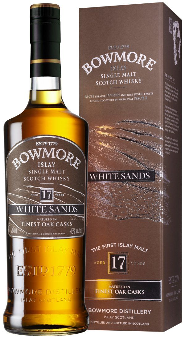 Bowmore 17 Years White Sands Whisky Cerveza Y Vinos