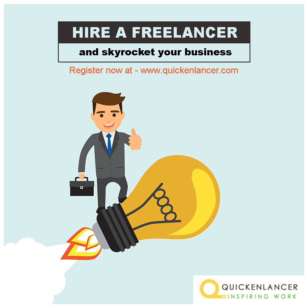 Post your project for free and hire the best freelancer to
