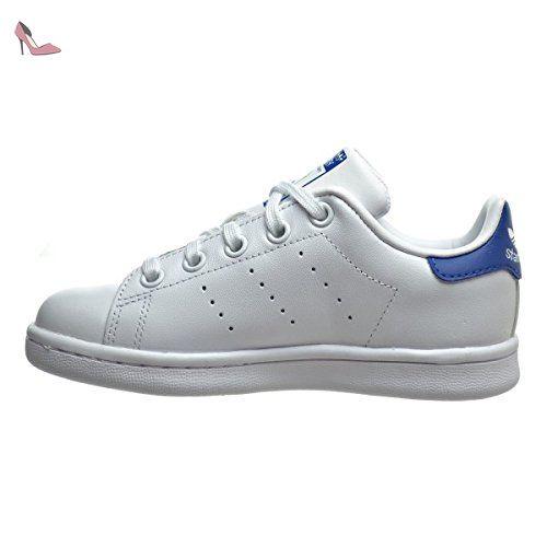 adidas stan smith j chaussures de gymnastique mixte enfant