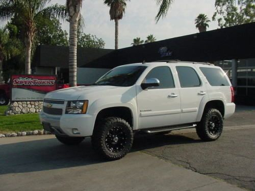 2007 2012 Chevy Tahoe Avalanche 4 Cst Suspension Lift Kit 4x4