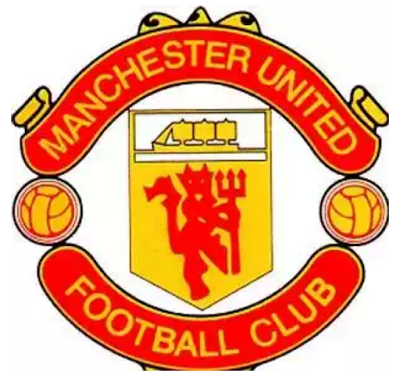 Manchester United Overtake Spanish Giants As Europe S Biggest Earners Manchester United Team Badge Manchester United Badge