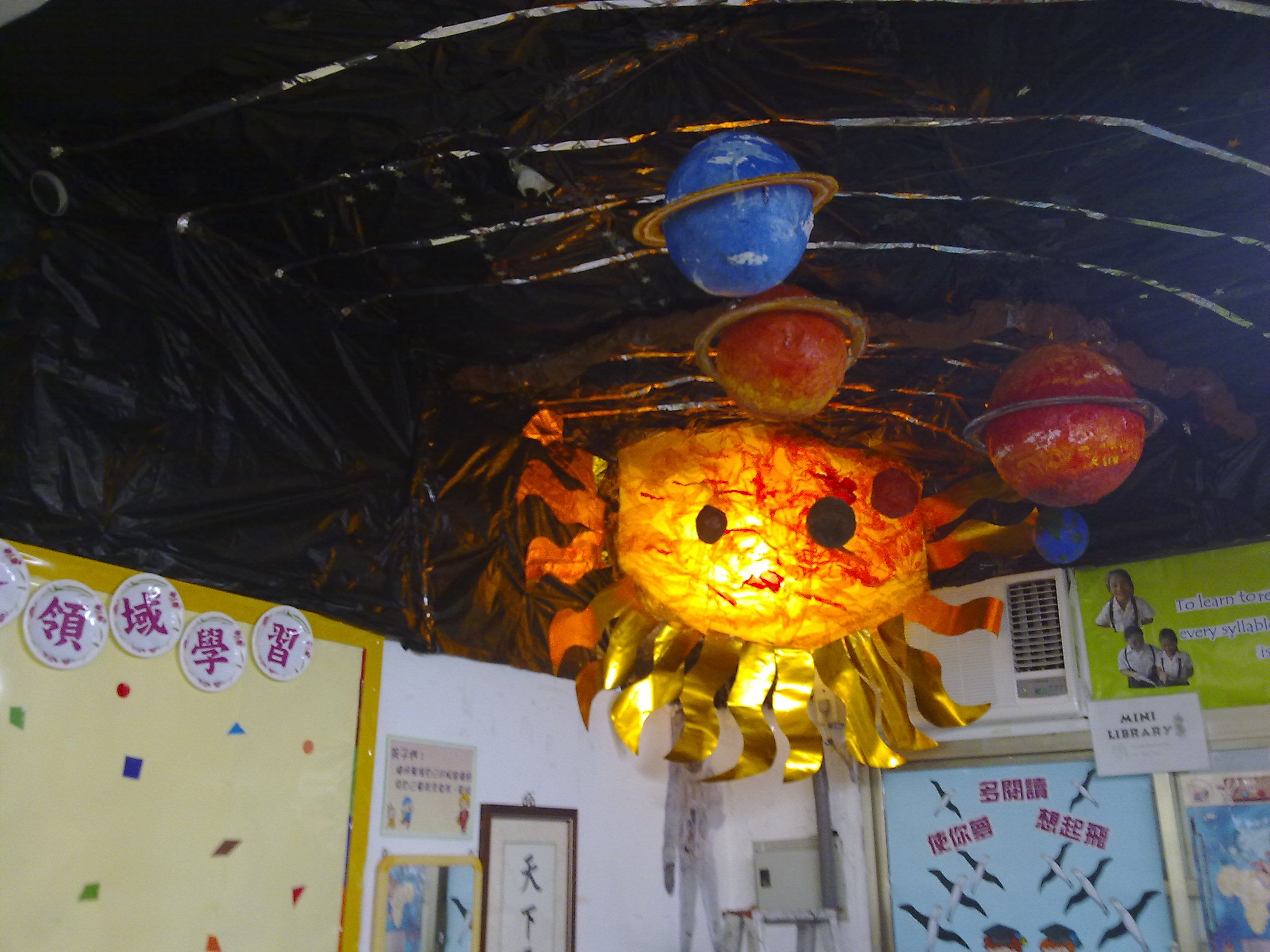 Classroom Decoration Space ~ Solar system classroom decorations page pics about space