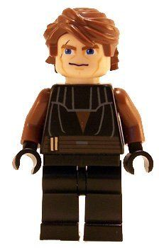 Anakin skywalker clone wars lego star wars figure by - Lego star wars vaisseau anakin ...