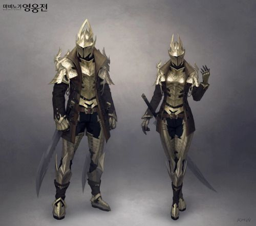 Vindictus Concept Art Fantasy Armor Armor Concept It's time to take part in this ultimate fight between the two games. vindictus concept art fantasy armor