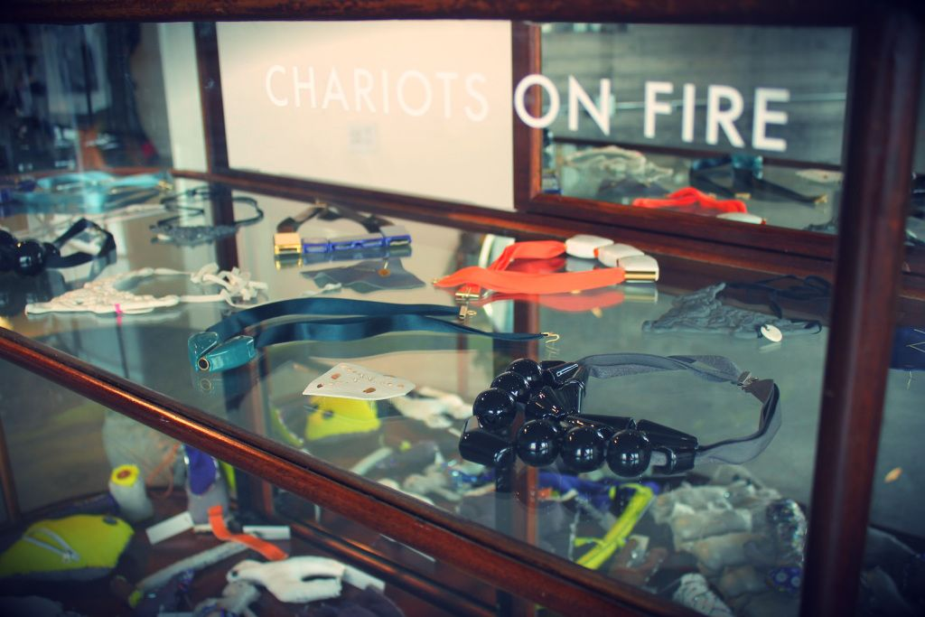 Chariots on Fire Opens Shop in Venice, CA. See an exclusive chat with owner, Ritz: http://almanacofstyle.com/2013/01/16/chariots-on-fire-finds-new-digs-in-venice-2/