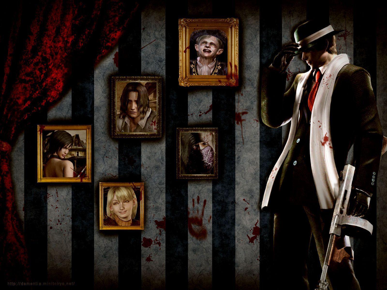 resident evil los illuminados wallpaper by struckbr on deviantart