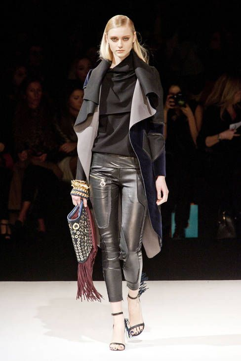 Just Cavalli Fall 2014 Ready-to-Wear Runway - Just Cavalli Ready-to-Wear Collection