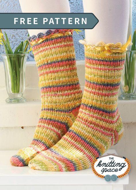 Best Knitting Patterns Free Gifts Christmas Stockings ...