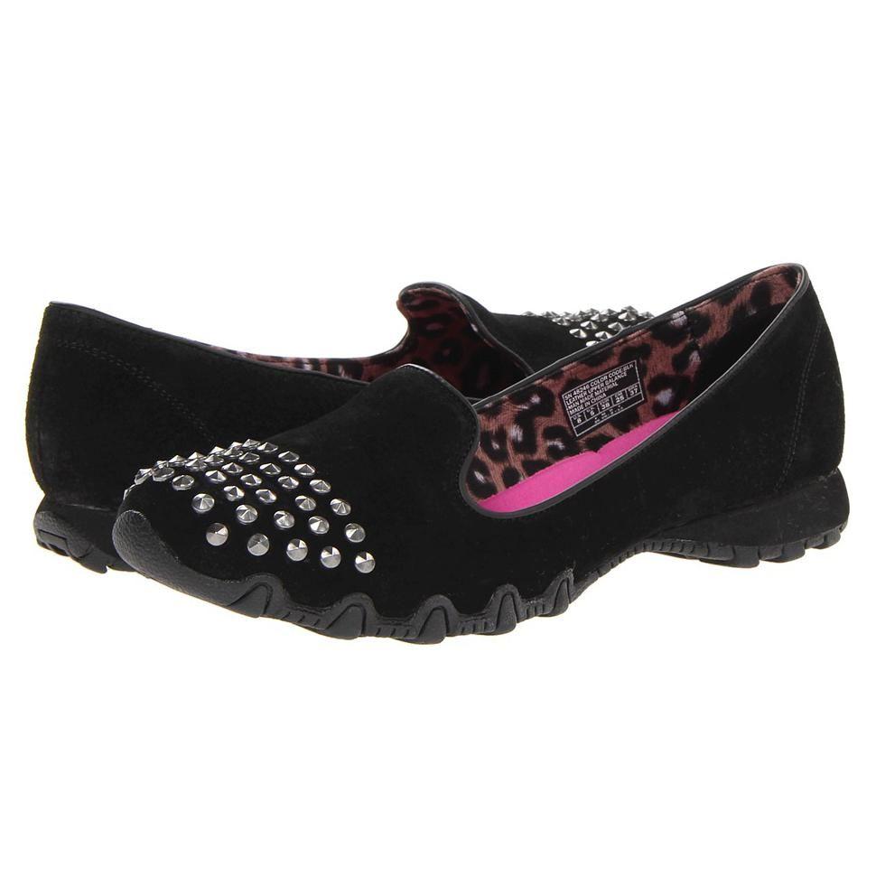 Skechers womenus bikers stud driver loafers sapatos pinterest