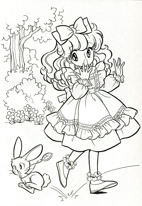 Vintage Japanese Coloring Book 7 Coloring Books Cute Coloring Pages Coloring Pages