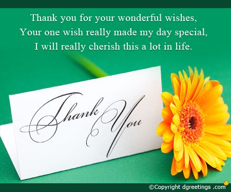 Thank You Wishes Message Thank You Messages Gratitude Thank You Messages For Birthday Thank