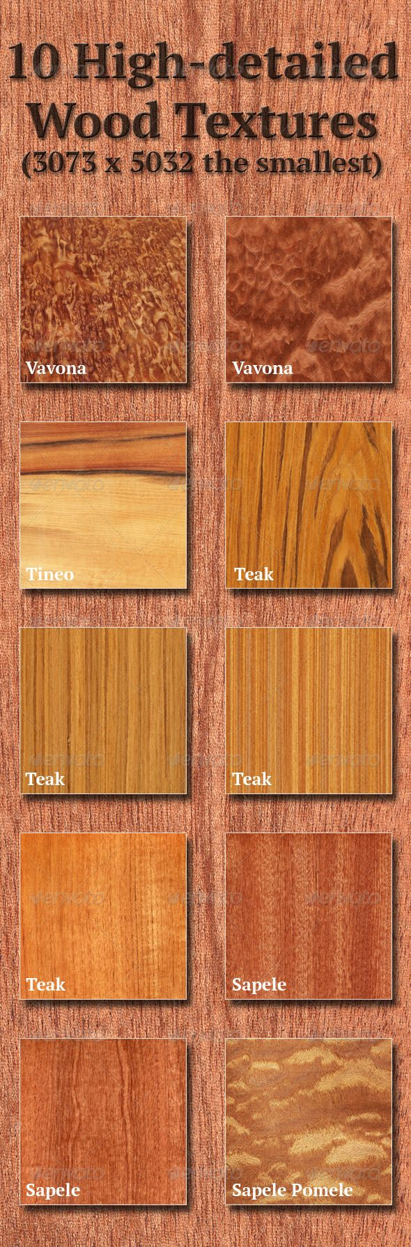 Set Of 10 High Detailed Textures Of Different Kinds Of Wood Perfect Backgrounds In This Set Sapele Pomel Wood Texture Carved Wood Signs Dark Wood Furniture