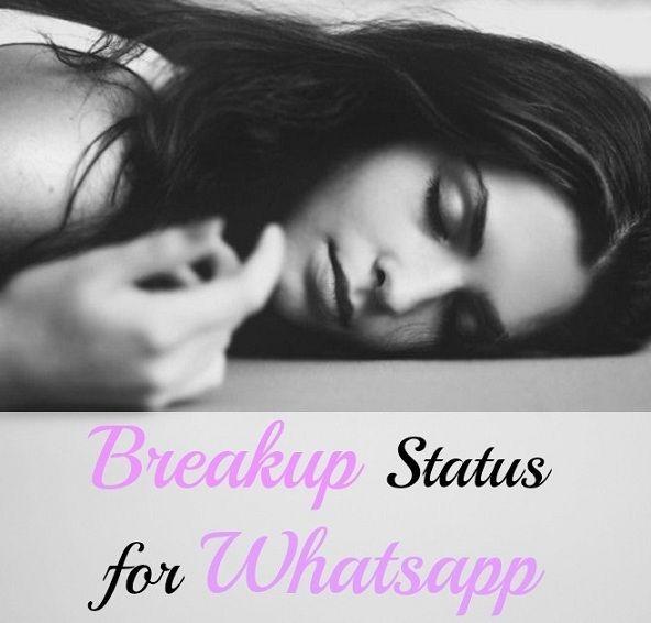 BreakUp Whatsapp status dp facebook Instagram, Reddit, hike