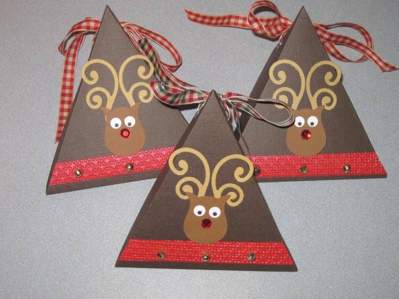 Rudolph's Gift Box