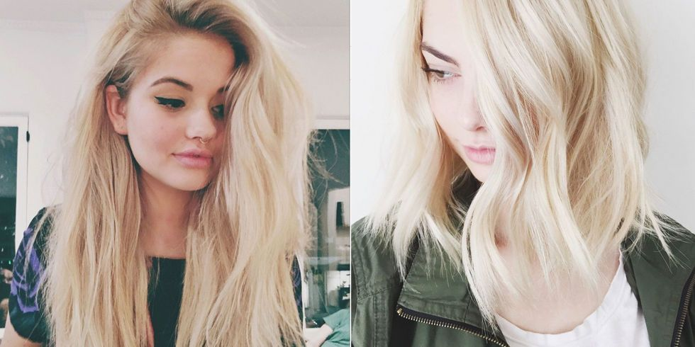5 Things You Need To Know Before Going Platinum Blondes Make Up