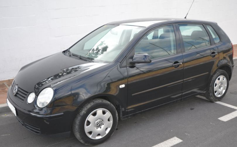 2004 Volkswagen Polo 1 9 Sdi 5 Door Hatchback Volkswagen Polo