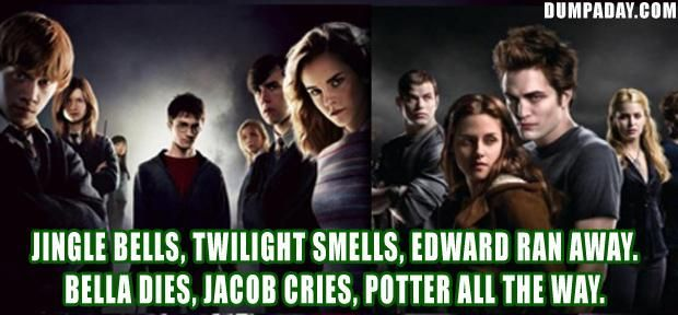 Funny Christmas Pictures 30 Pics Twilight Funny Harry Potter Quotes Funny Christmas Memes Funny