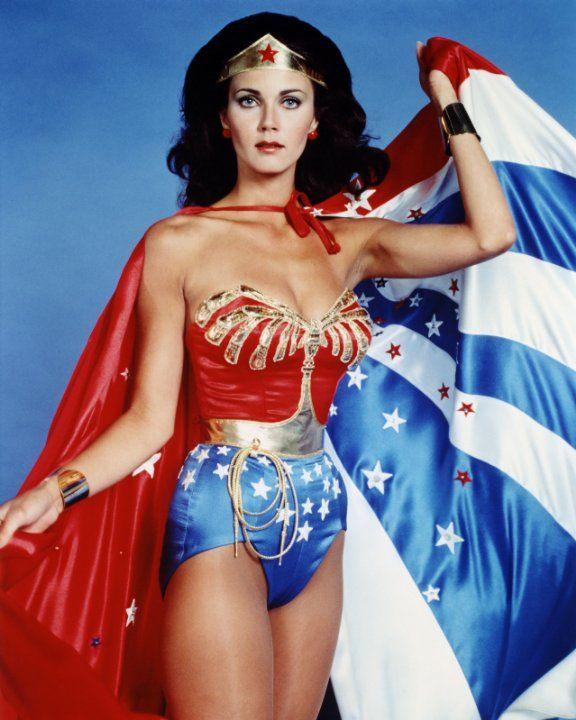 Wonder Woman Through The Years Women Tv Lynda Carter Wonder Woman