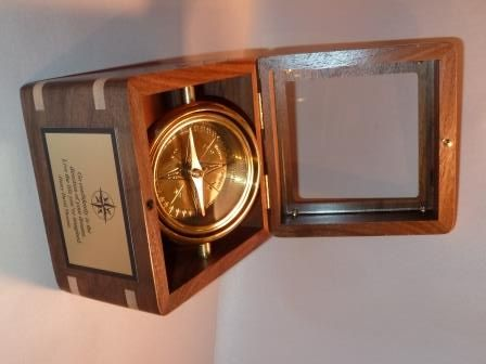 Executive Desk Compass Special Sale Free Engraving Engraved